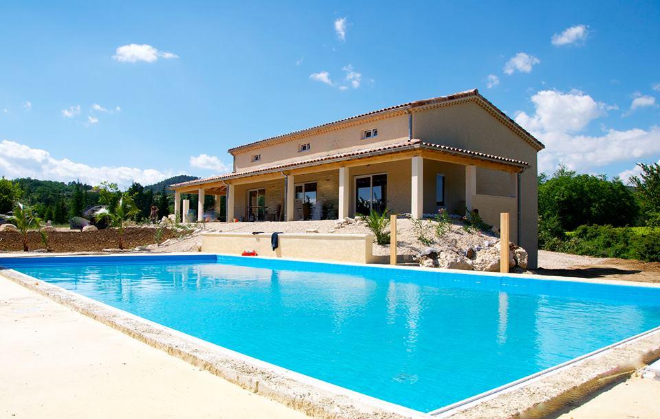 Ferienwohnung ard che ferienwohnungen in der ard che for Ardeche hotel avec piscine